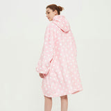Blanket Sweatshirts - Pink Dots Blanket - Kukubird_UK
