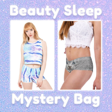 Beauty Sleep Mystery Bag - Kukubird_UK