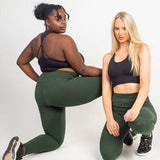 The Green Basic's - Preorder - Kukubird_uk Leggings, Tights