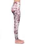 Regular Leggings (8-12 UK Size) - Polka Dot Bloom - Kukubird_UK