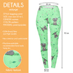 Koalacorn - Kukubird_uk Leggings, Tights