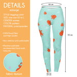 Octocorn - Kukubird_uk Leggings, Tights