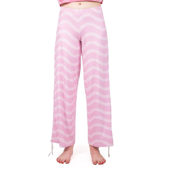 Loungewear Pinks Stripes - Kukubird_UK