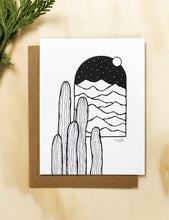 Load image into Gallery viewer, Greeting Card | Desert View