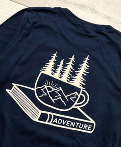 Morning Dose: Adventure Unisex Long Sleeve
