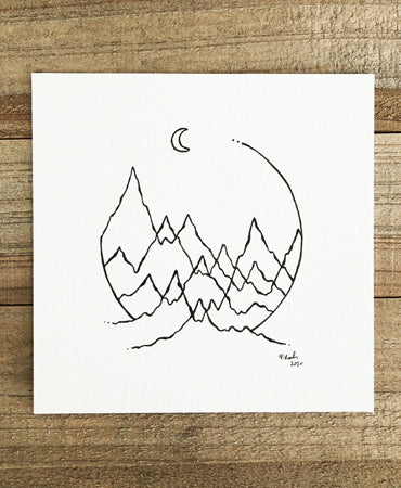 Original INK | Mountain Escape 4x4