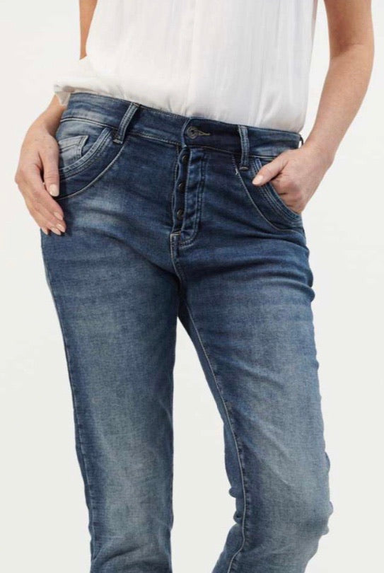 ITALIAN STAR POCKET JEAN