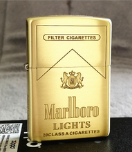 Load image into Gallery viewer, Marlboro XMZ Gold