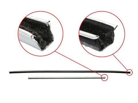 BAILEY CHANNEL XK-P KIT -1 KIT PER DOOR-