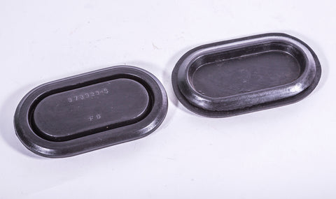 GROMMET SHOCK ABSORBER HOLE COVER - PAIR
