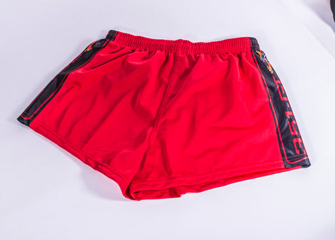 GT351 MENS SHORTS - RED (LARGE)