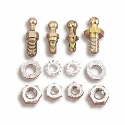 BALL CARBURETTOR THROTTLE - SET OF 4 BALLS ASTD SIZE