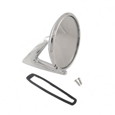 DOOR MIRROR XR-W GENUINE COMPLETE ASSEMBLY - EACH