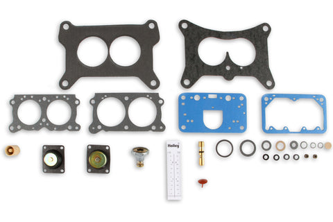 CARBURETTOR KIT HOLLEY 2BBL ALL 350-500 - HOLLEY FAST KIT