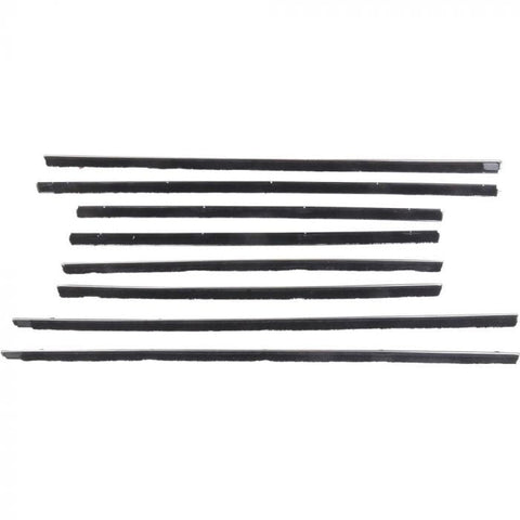 DOOR BELT XK-L SED/WAG SET -8-