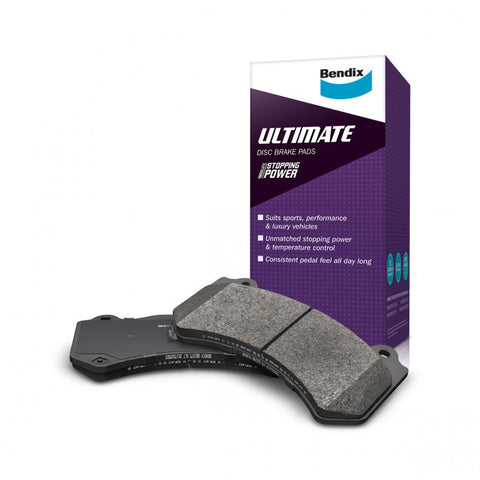 BRAKE PADS FRONT XE-F GIRLING BENDIX ULTIMA