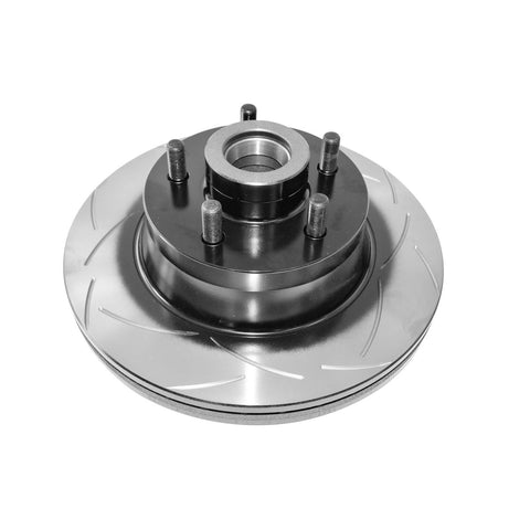 DISC ROTOR FRONT 8/75XB-F SLOTTED DBA - EACH