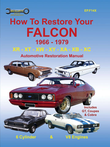 BOOK HOW TO RESTORE YOUR FALCON XR-C