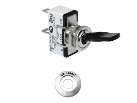 DRIVING LIGHT SWITCH AND BEZEL XW-Y - WITH GENUINE HELLA TYPE SWITCH