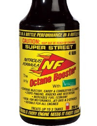NF SUPER STREET UP TO 4 RON INCREASE TREATS UP TO 160 LITERS CARBURETTOR/INJECTOR CLEANER