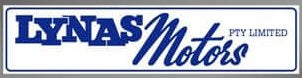 DECAL DEALERSHIP - LYNAS MOTORS - APPROX 1969-1972