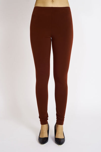 Long Legging Bordeaux - Code Vitesse