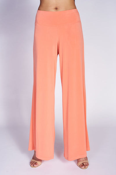 Palazzo Pant #PLT-3000 Coral