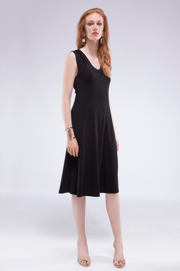 2-Way Twist Dress - Code Vitesse