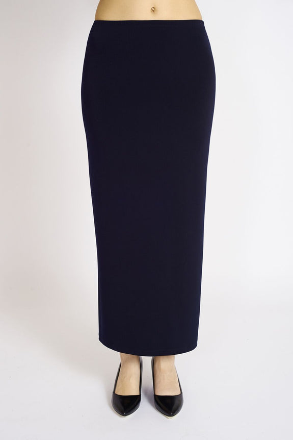Tube Skirt #UBE-4013 Navy - Code Vitesse