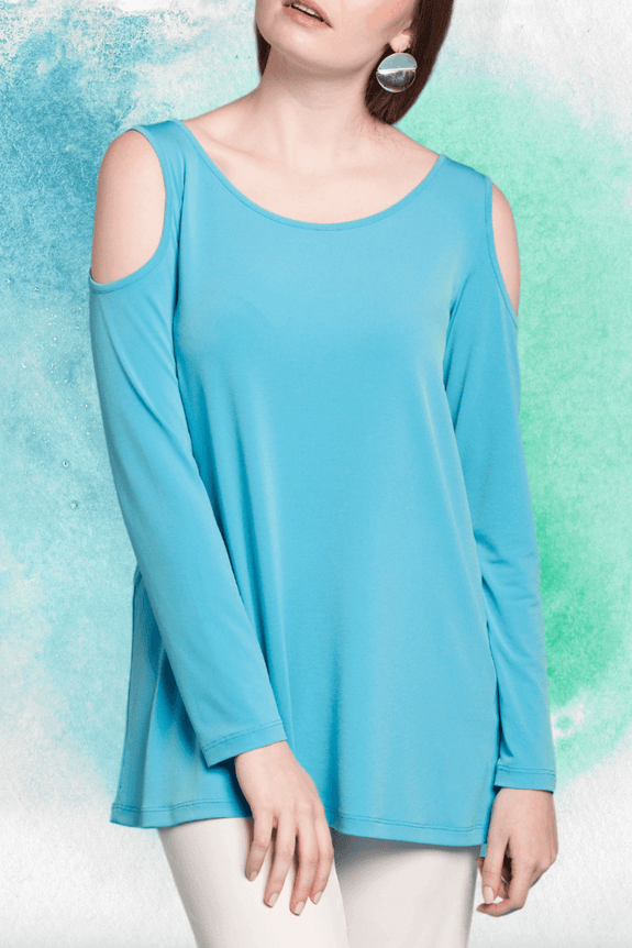Cold Shoulder Tunic - Code Vitesse