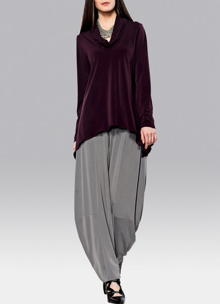 Cowl Neck Top - Code Vitesse