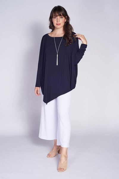 Diamond Hem Tunic - Code Vitesse