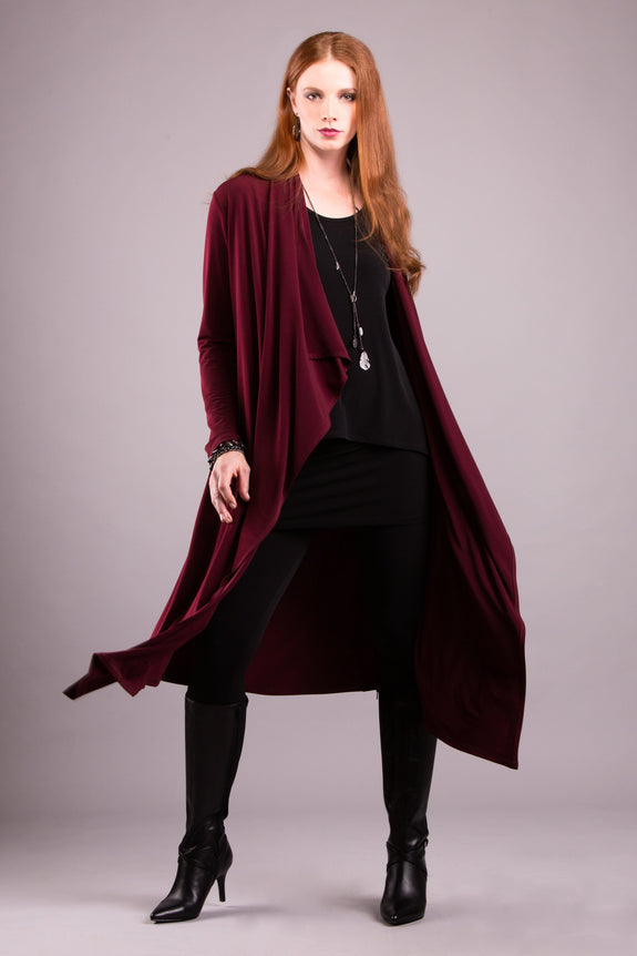 Long Wave Coat - Code Vitesse