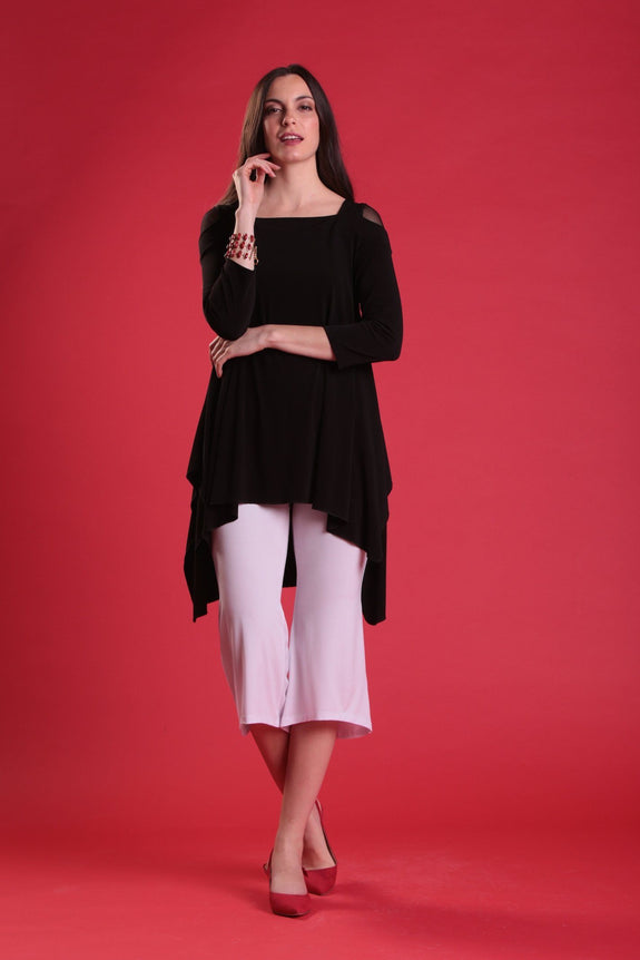 Open Shoulder Tunic - Code Vitesse