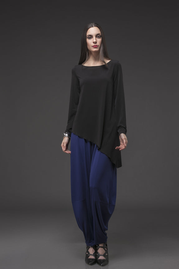 Point Full Sleeve Top - Code Vitesse