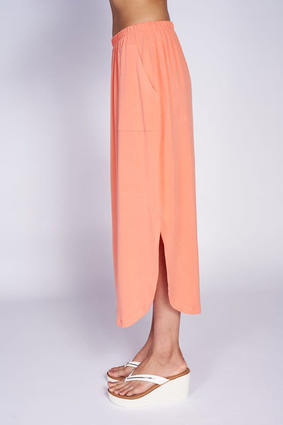 Sydney Pocket Skirt #SYD-4014 Coral