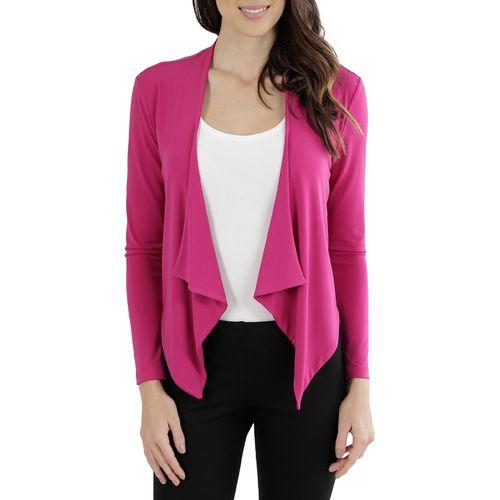 Slim Jacket Fuchsia