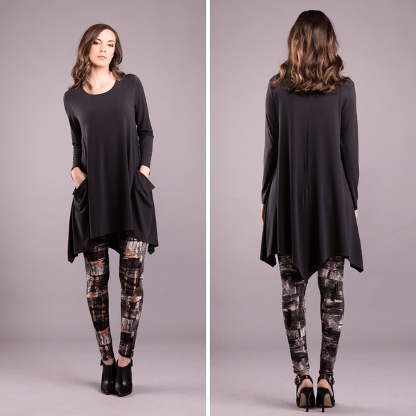 London Pocket Tunic - Code Vitesse