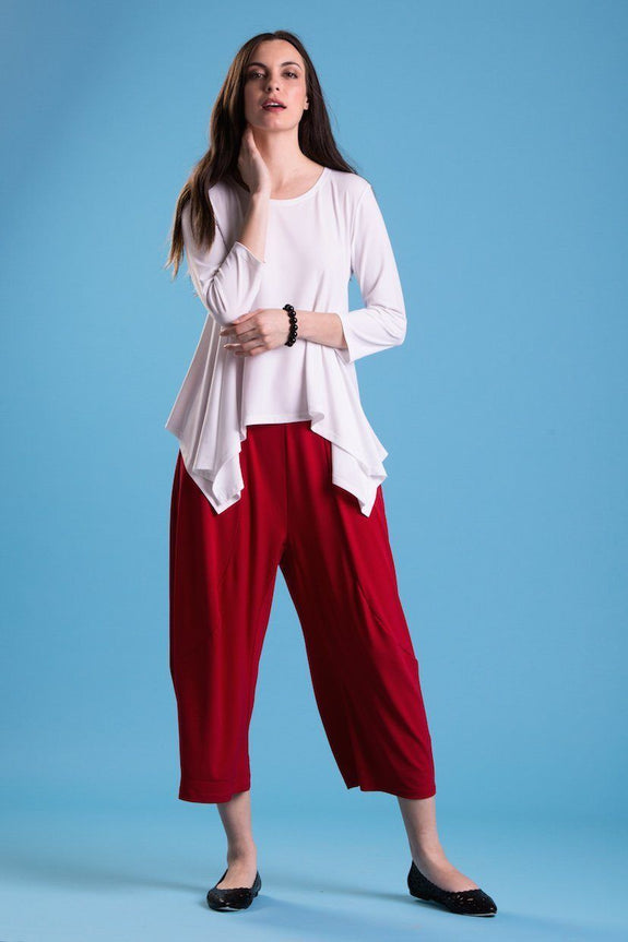 Waverley Top,White. - Code Vitesse