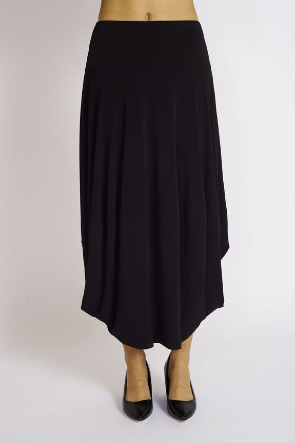 Balloon Skirt BLS-4006 Black