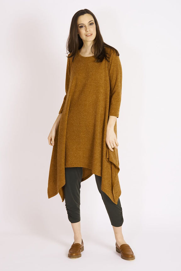 Ashmore Sweater Knit Flare Dress #FLR-5009 Cogna…U-5021 Olive