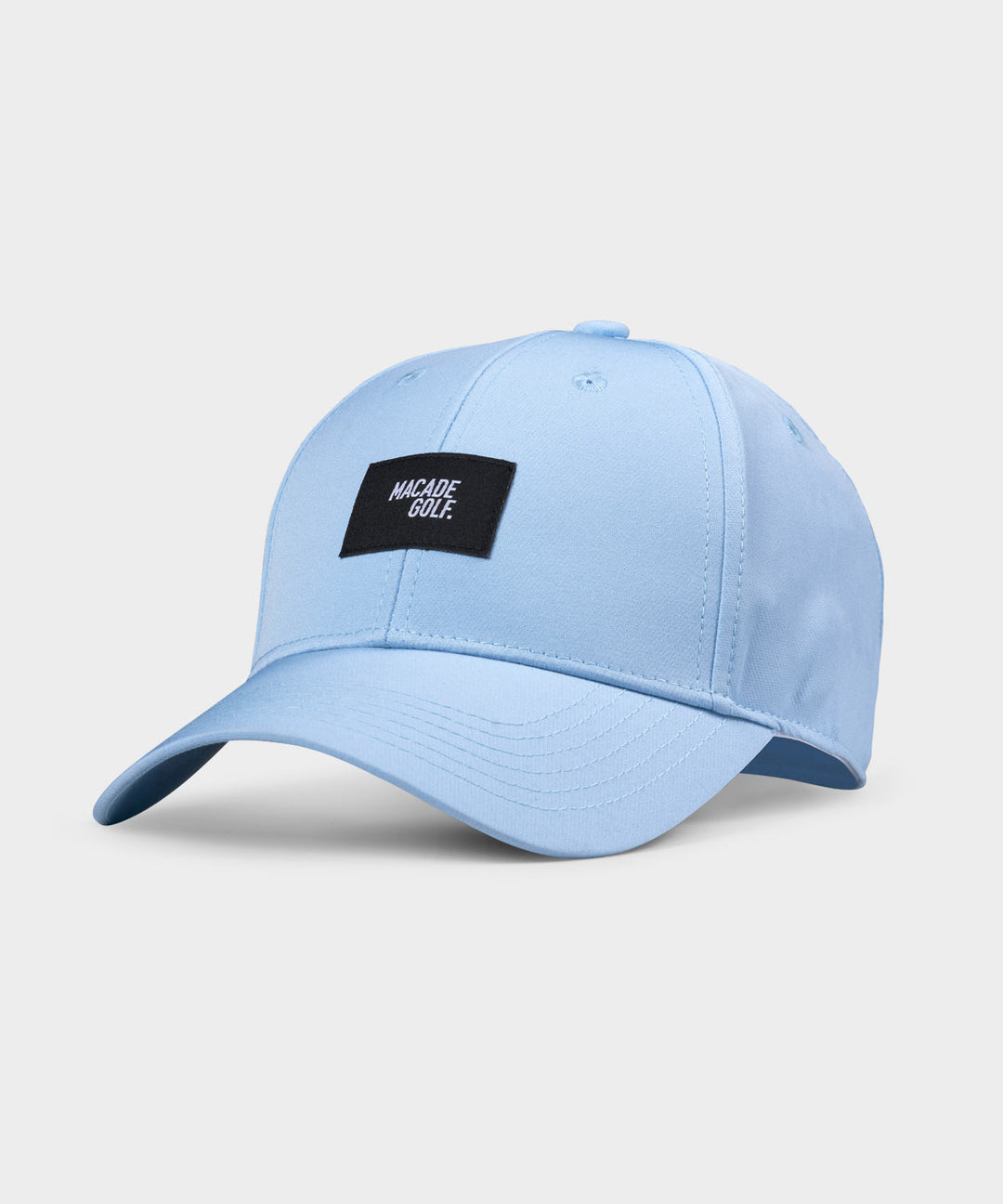 Powder Blue Patch Cap