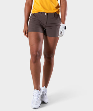 Flex Shorts Brown
