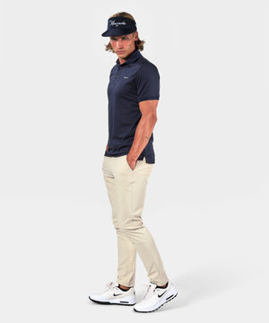 Dark Blue Air Polo Shirt