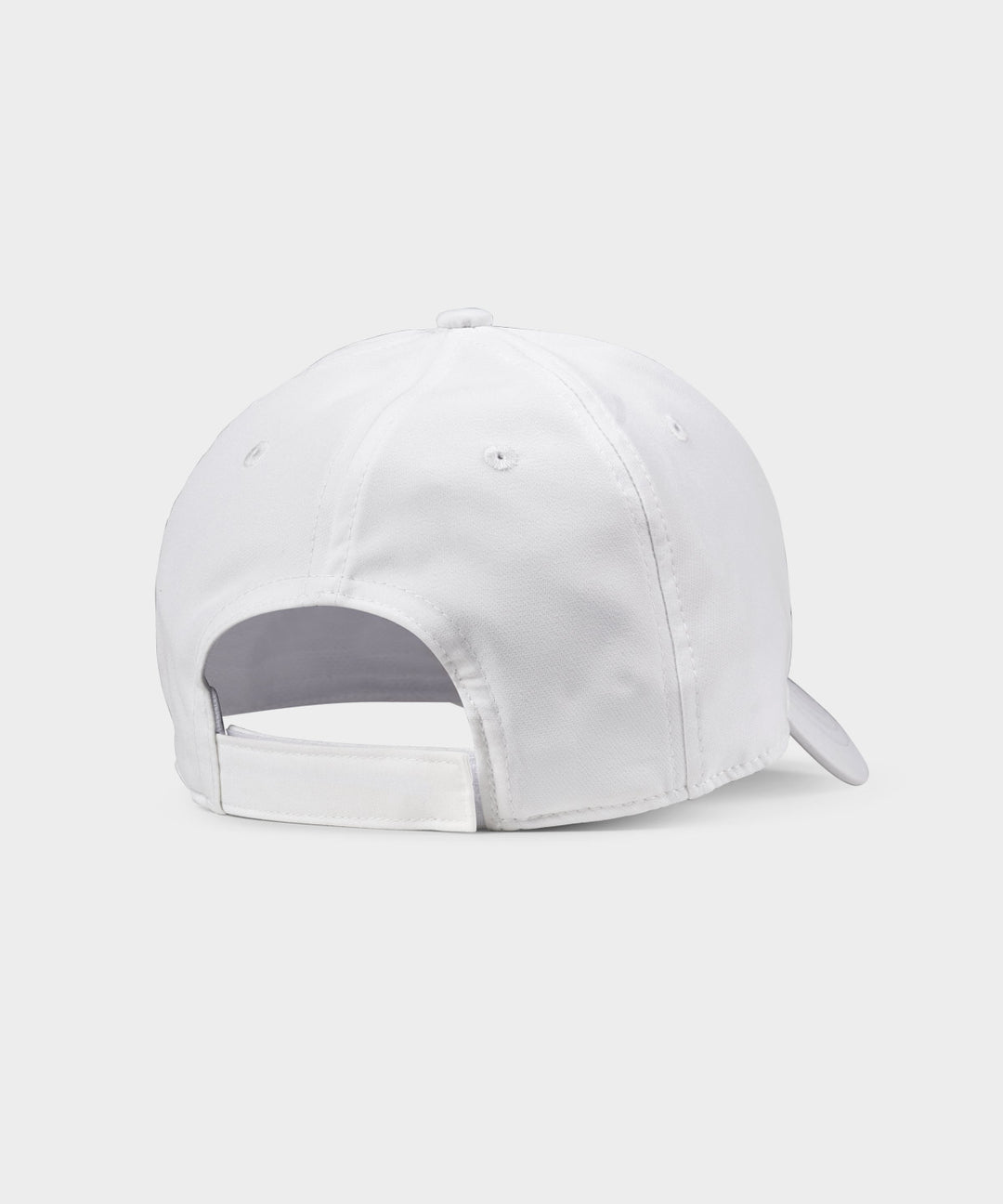 White Patch Cap