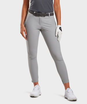 Light Grey Four-Way Stretch Jogger