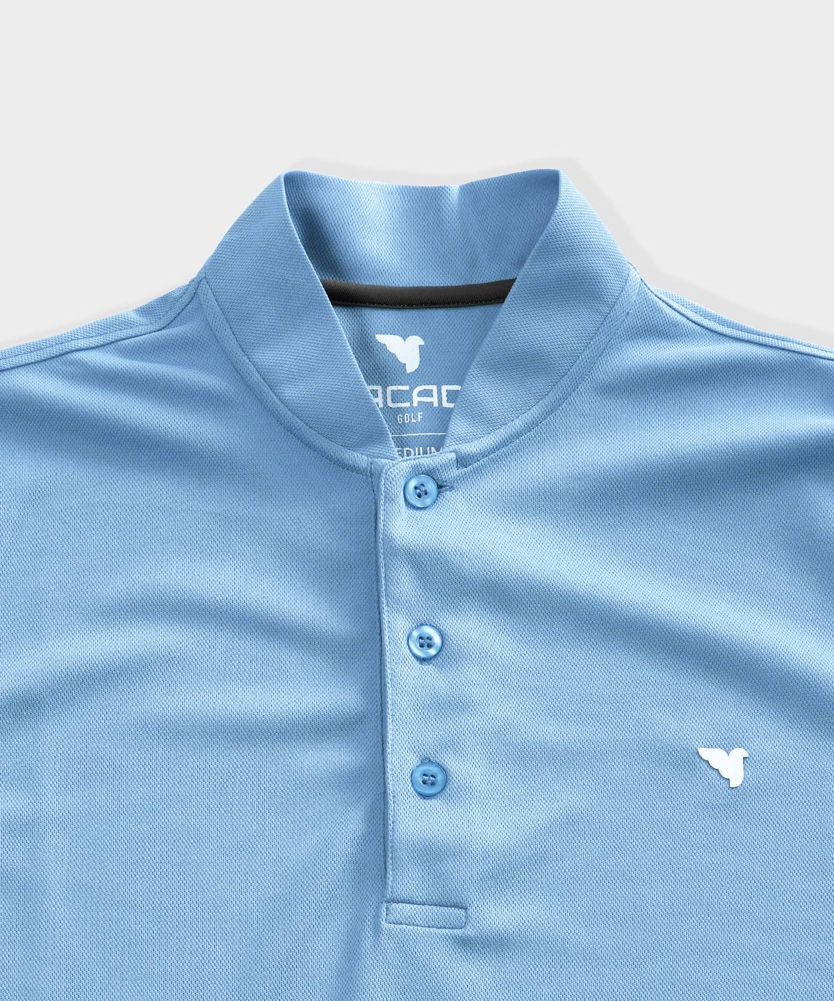 Light Blue Tour Polo Shirt