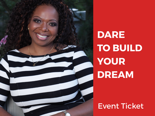 Dare To Build Your Dream - Workshop Registration