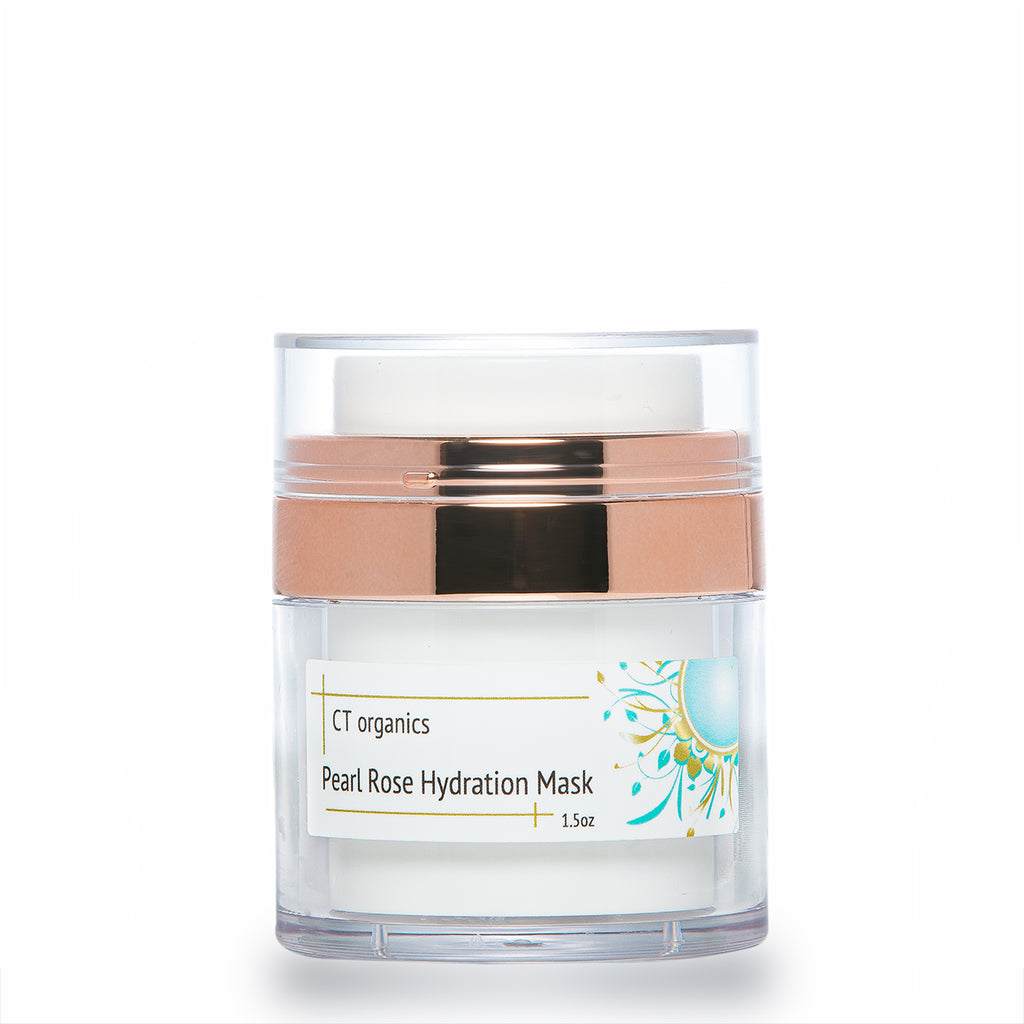 Pearl Rose Hydration Mask