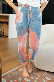 For The Love Of Tie Dye Joggers